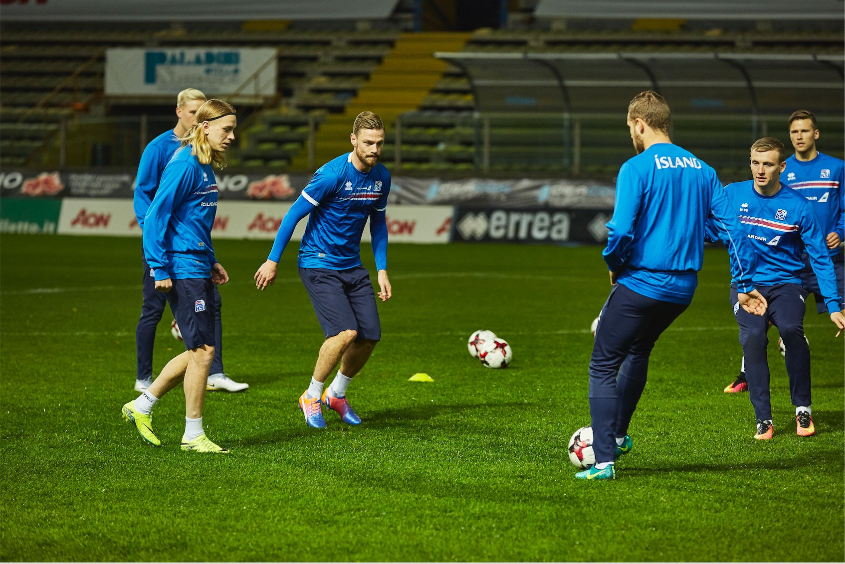 2018 World Cup Qualifiers: Friday 6 October, Iceland - Turkey!