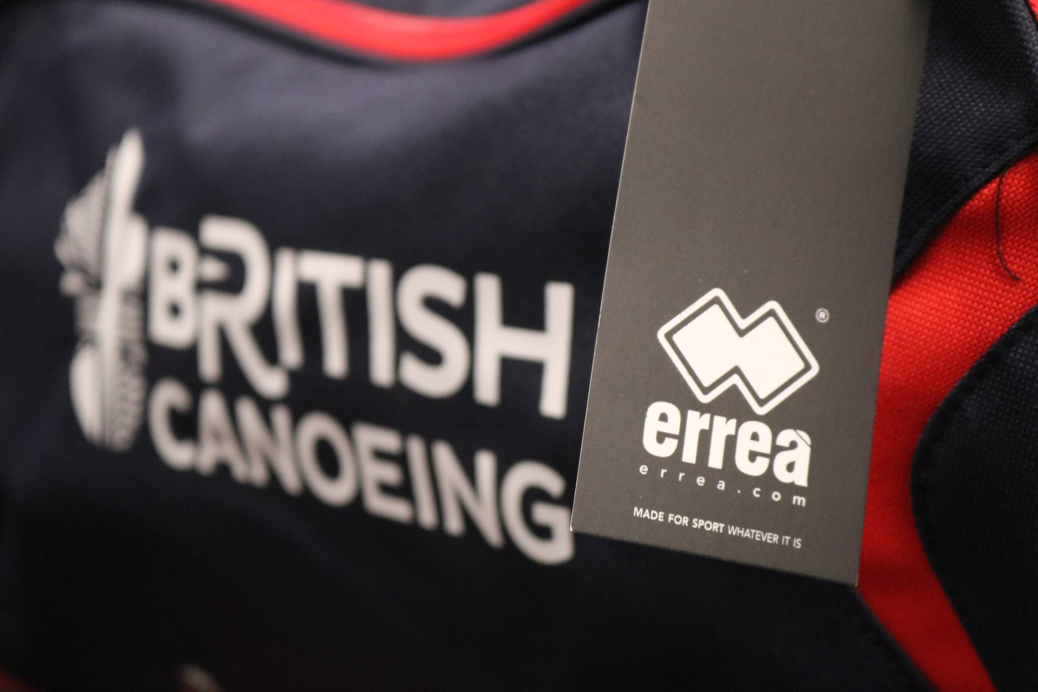 An agreement is signed with British Canoeing, the governing body for paddlesports in the UK
