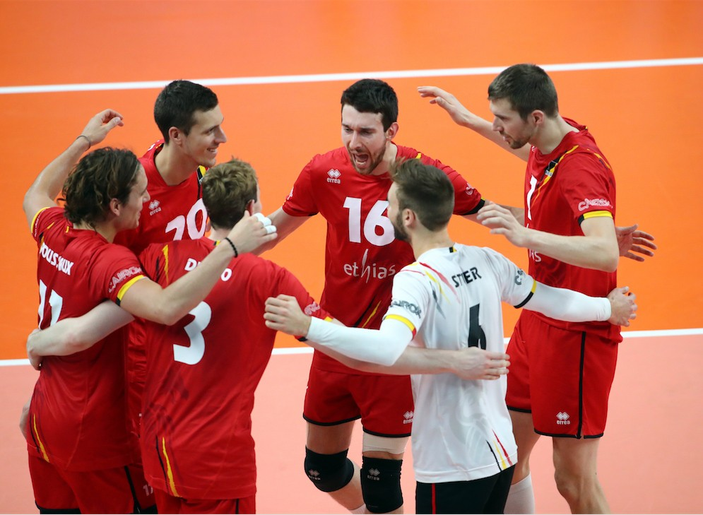 Andrea Anastasi is Belgium's new national volleyball team coach