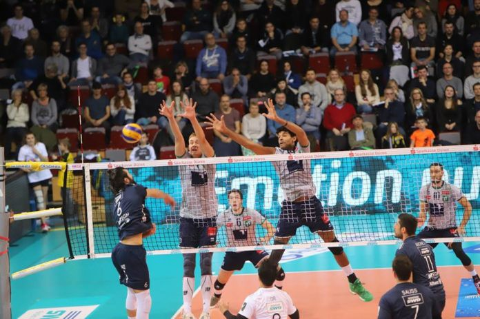 German Volleyball Bundesliga: Hypo Tirol AlpenVolleys Haching - Winter champions!