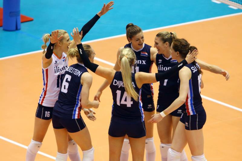 Holland beat Italy in the women