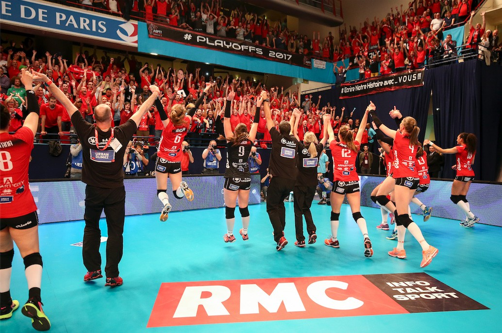 Mulhouse beats Le Cannet in the final to celebrate its first historic title!