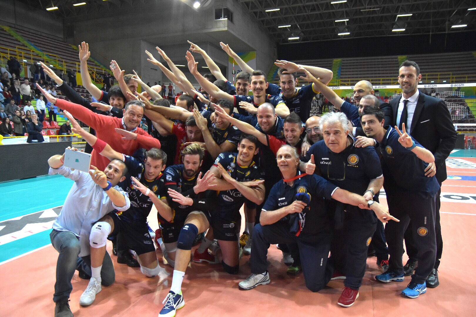 Ravenna goes back to Europe! It has qualified for the Challenge Cup!