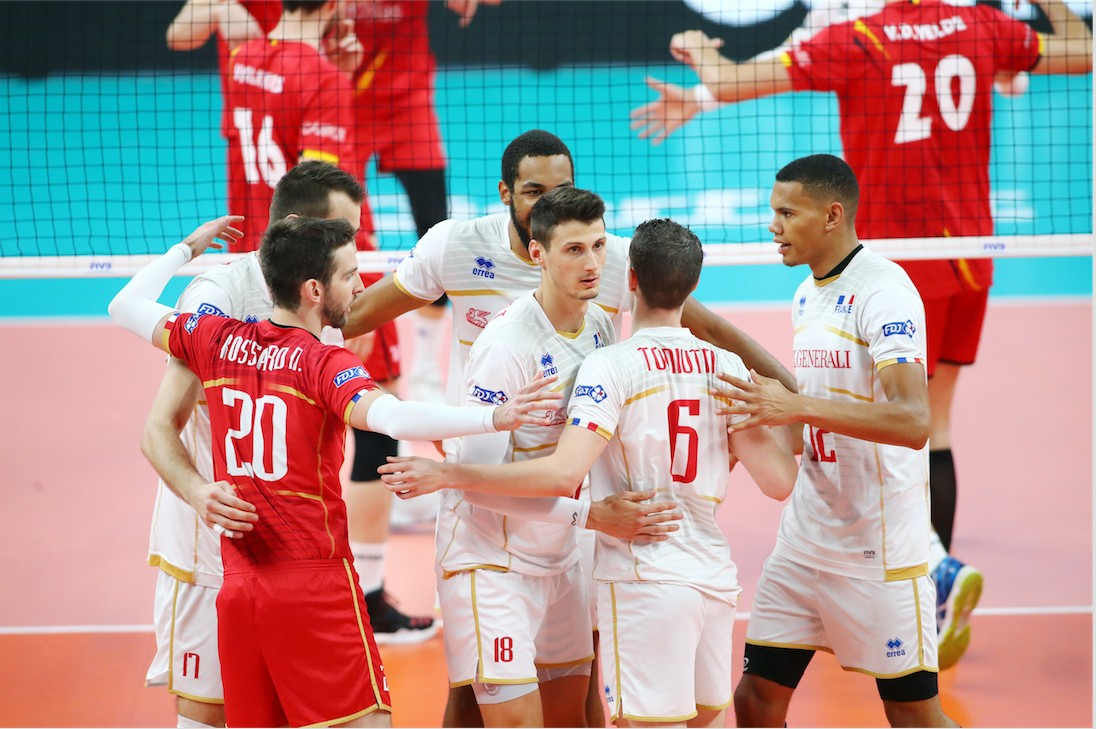 The Final Six of the Volleyball World League 2017 takes place in Brazil from 4 to 8 July
