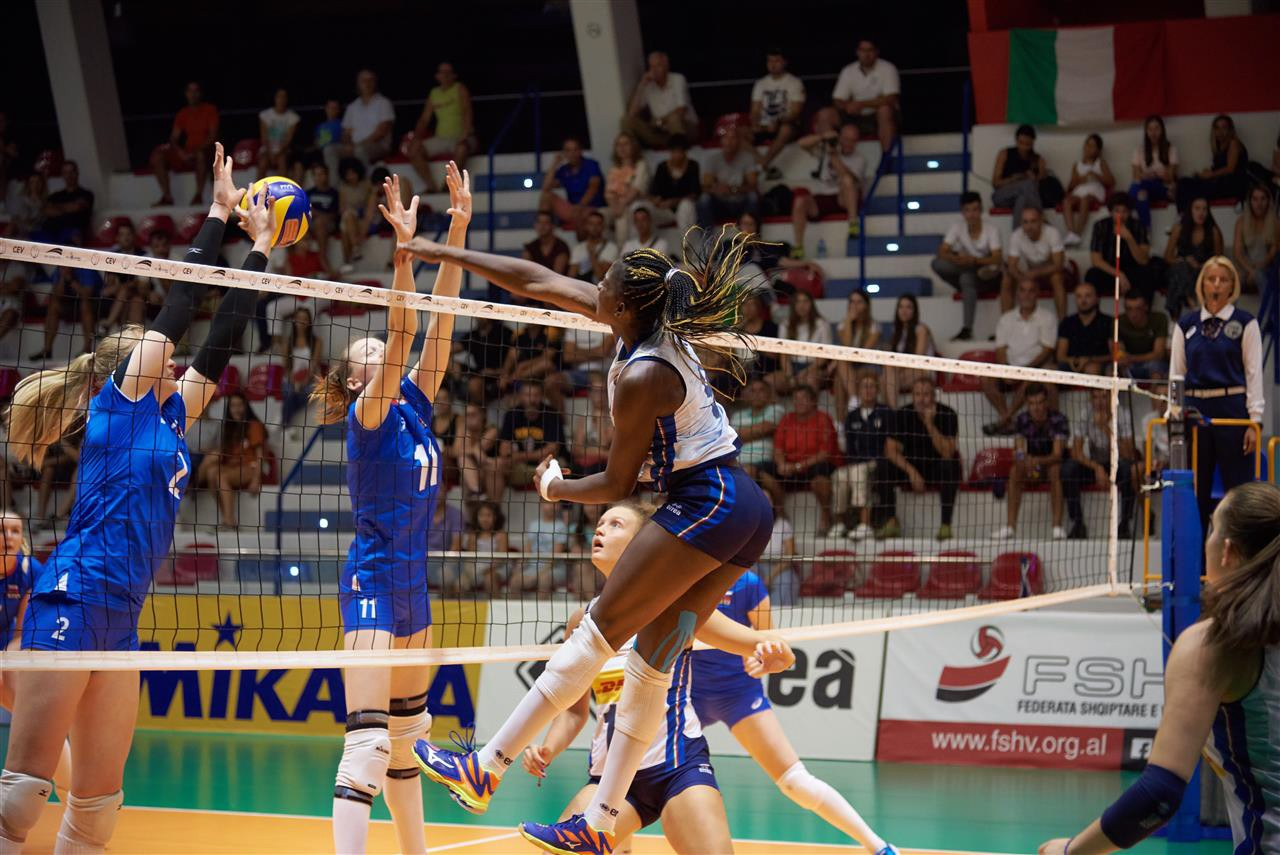 U19 Volleyball European Championship - Women: Italy takes gold!!!
