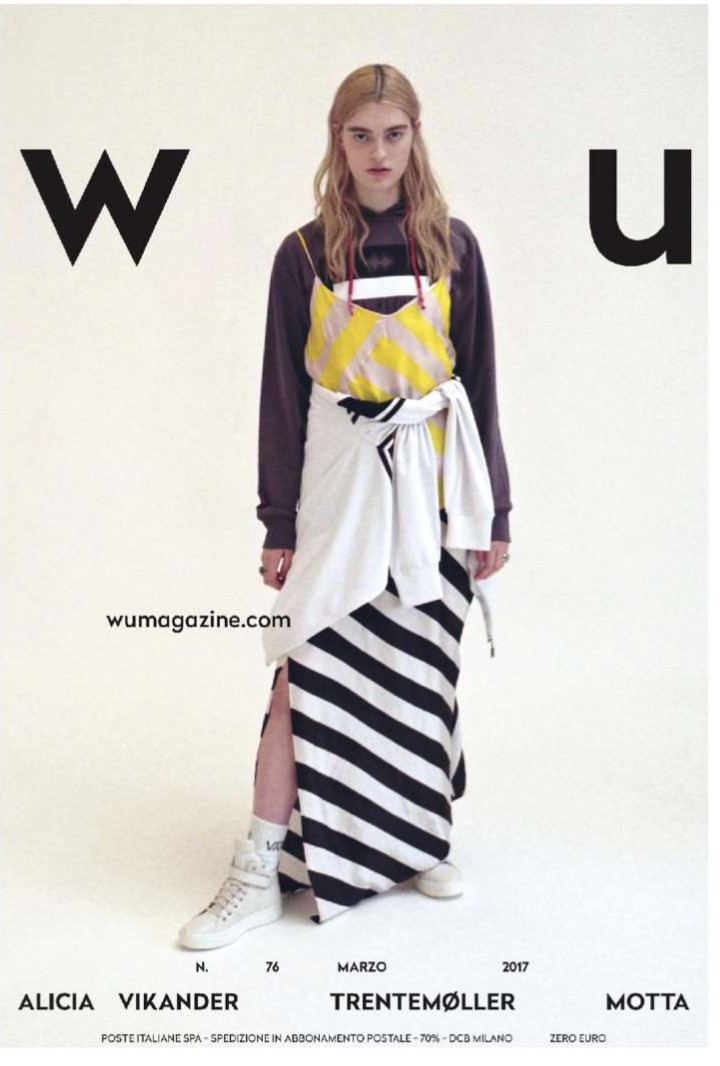 Wu Magazine - 1 March 2017