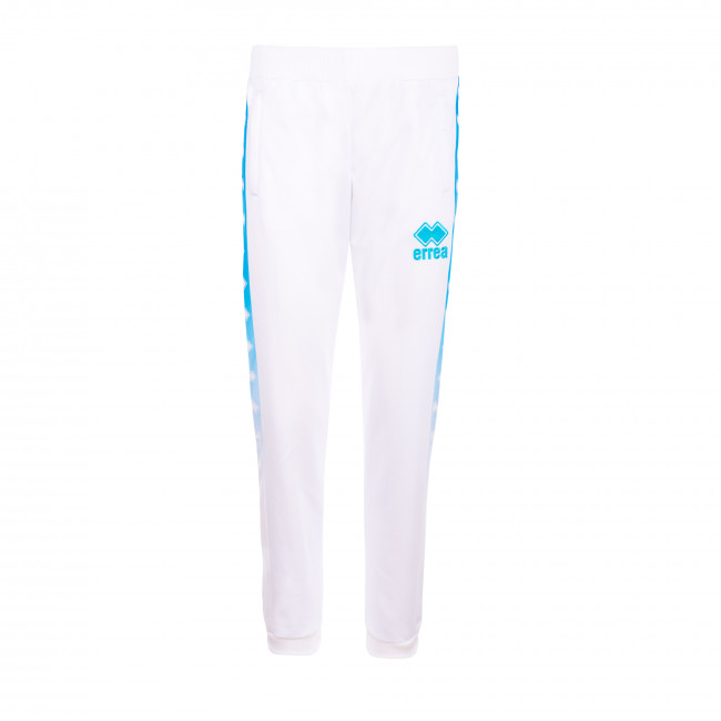 SPORT INSPIRED SS20 WOMAN PRINT PANT 121A AD BIANCO - REPUBLIC