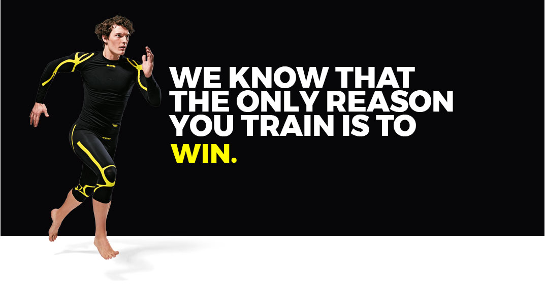 Errea 3DWear banner - train to win