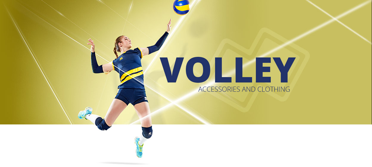 errea volleyball - shop now